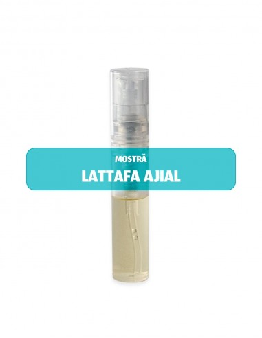 Mostra parfum bărbătesc Lattafa AJIAL...