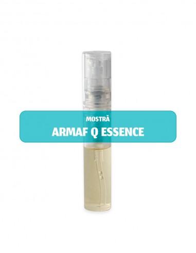 Mostra parfum damă Armaf Q ESSENCE 2 ml