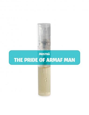 Mostra parfum bărbătesc THE PRIDE OF...