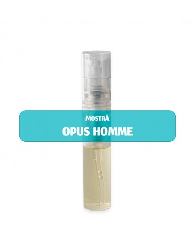 Mostră parfum bărbătesc OPUS HOMME 2 ml