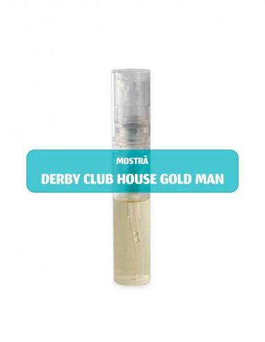 Mostră parfum bărbătesc DERBY CLUB...