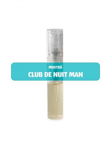 Mostră parfum bărbătesc CLUB DE NUIT...