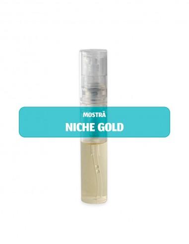 Mostră parfum damă NICHE GOLD 2 ml