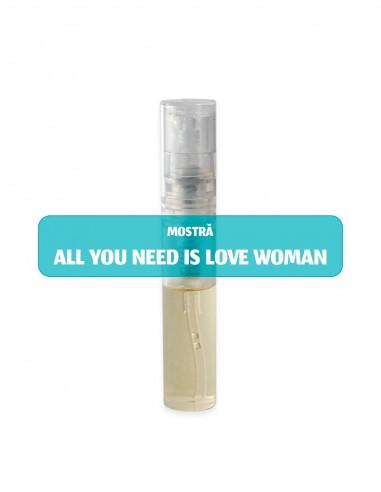 Mostră parfum damă ALL YOU NEED IS...