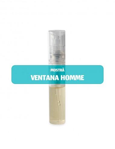 Mostră parfum bărbătesc VENTANA HOMME...