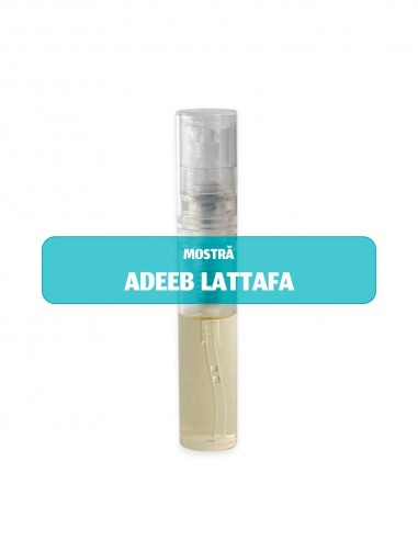 Mostră parfum damă ADEEB Lattafa 2 ml