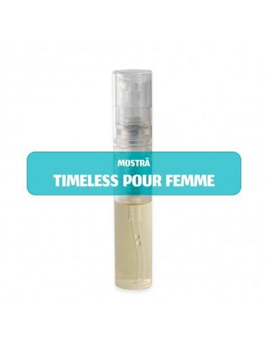 Mostră parfum damă TIMELESS POUR...