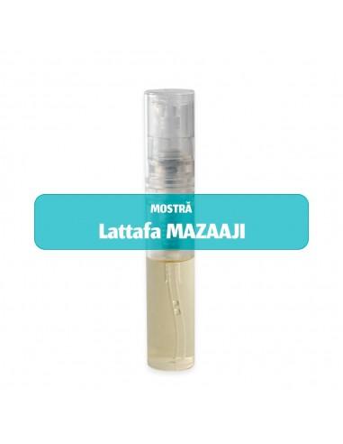 Mostră parfum damă Lattafa MAZAAJI 2 ml
