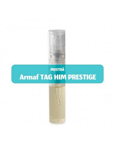 Mostră parfum bărbătesc Armaf TAG HIM...