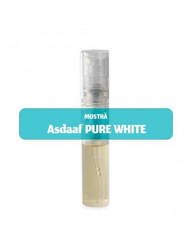 Mostră parfum unisex Asdaaf PURE...