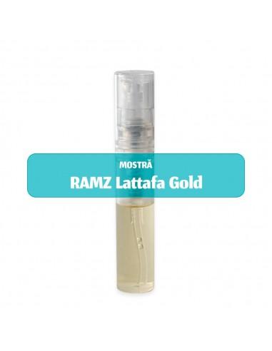 Mostră parfum bărbătesc RAMZ Lattafa...