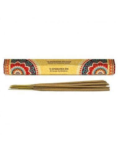 Bețișoare parfumate aromă lemn de...